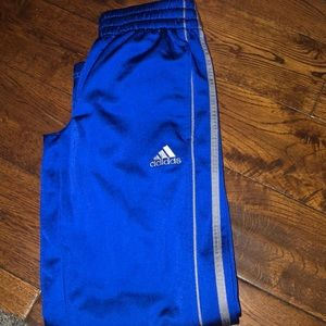 Adidas athletic pants. Boys.